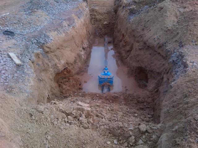 Монтаж хозяйственно-питьевого водопровода