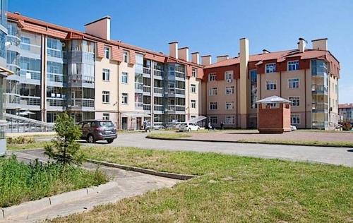 Благоустройство дворовой территории в Санкт-Петербурге